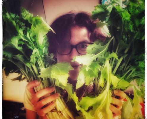 Met gemak meer groenten